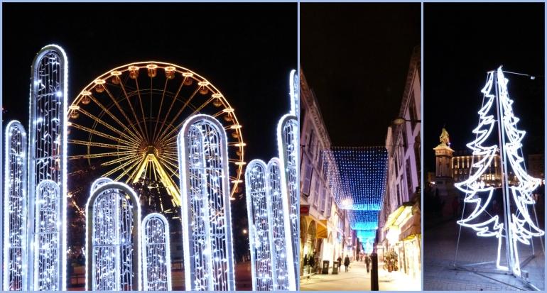 Place de Jaude et rue du 11 novembre
