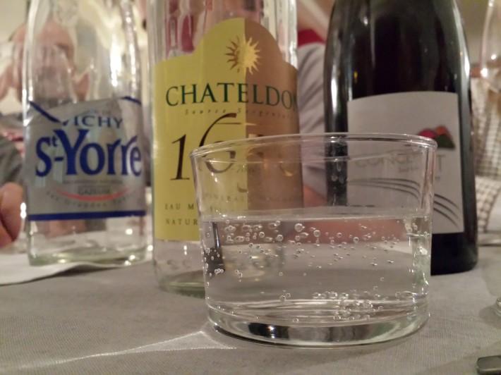 Saint-Yorre, ça va fort ! Châteldon, c'est pas bidon !