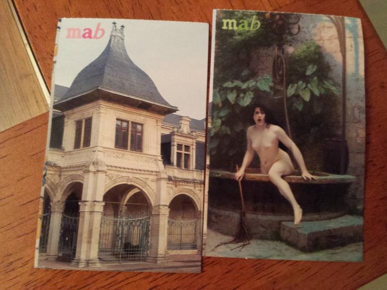 Les billets d'entrée... ou comment inciter les visiteurs à aller au musée Anne de Beaujeu (La vérité sortant du puits, de J.L Gérôme)