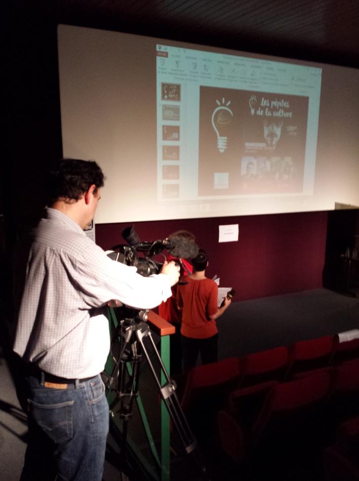 La conférence bientôt en replay sur vos écrans ! Stay tuned !