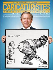 caricaturistes_GWBush