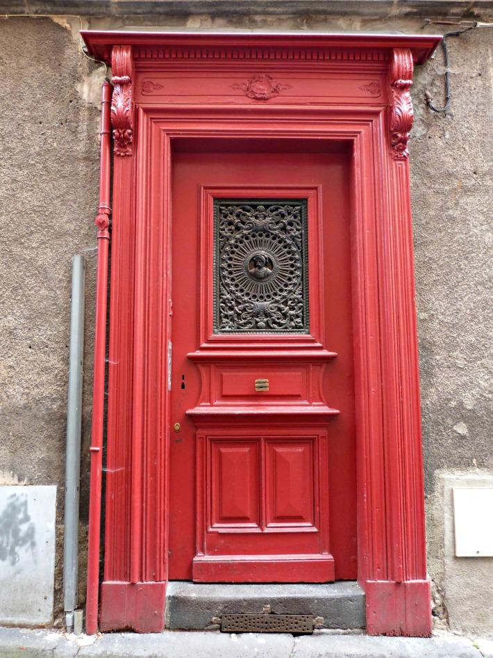 porte-rouge