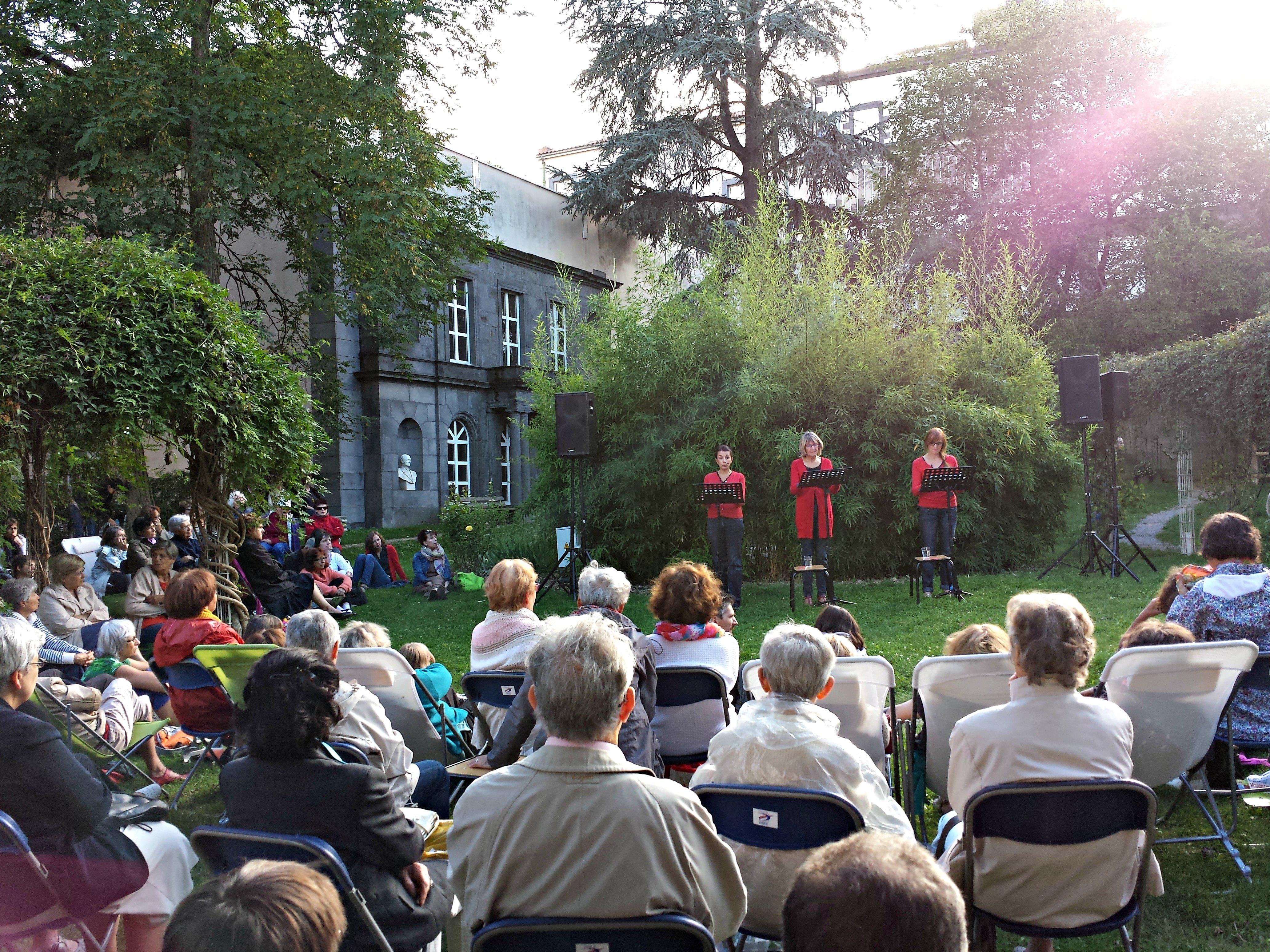 Les contre plong es de clermont ferrand 2014 the magic - Jardin d hiver henri salvador clermont ferrand ...