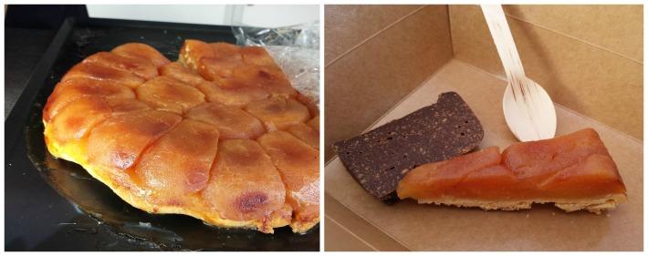 Ta ta tin !! Le moule à tarte provient de chez Des Idées pour la cuisine, chez ma copine Caroline qui vend que du bon matos.