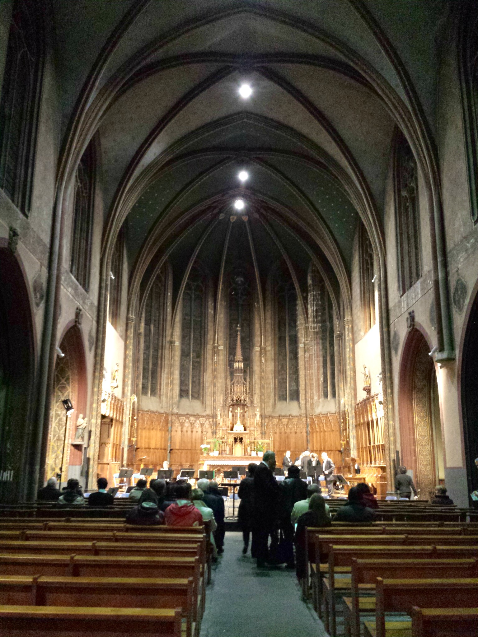 Concert de l orchestre universitaire de clermont ferrand - Chambre universitaire clermont ferrand ...