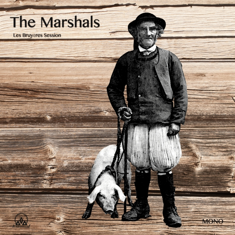 Pochette The Marshals Les Bruyeres Session LD.jpg